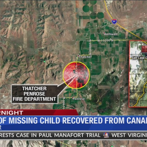 Body of toddler recovered from canal