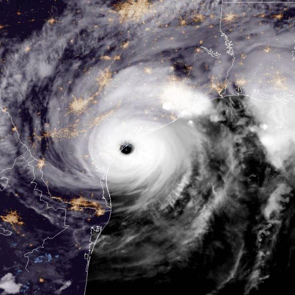 Hurricane Harvey makes landfall49584007-159532