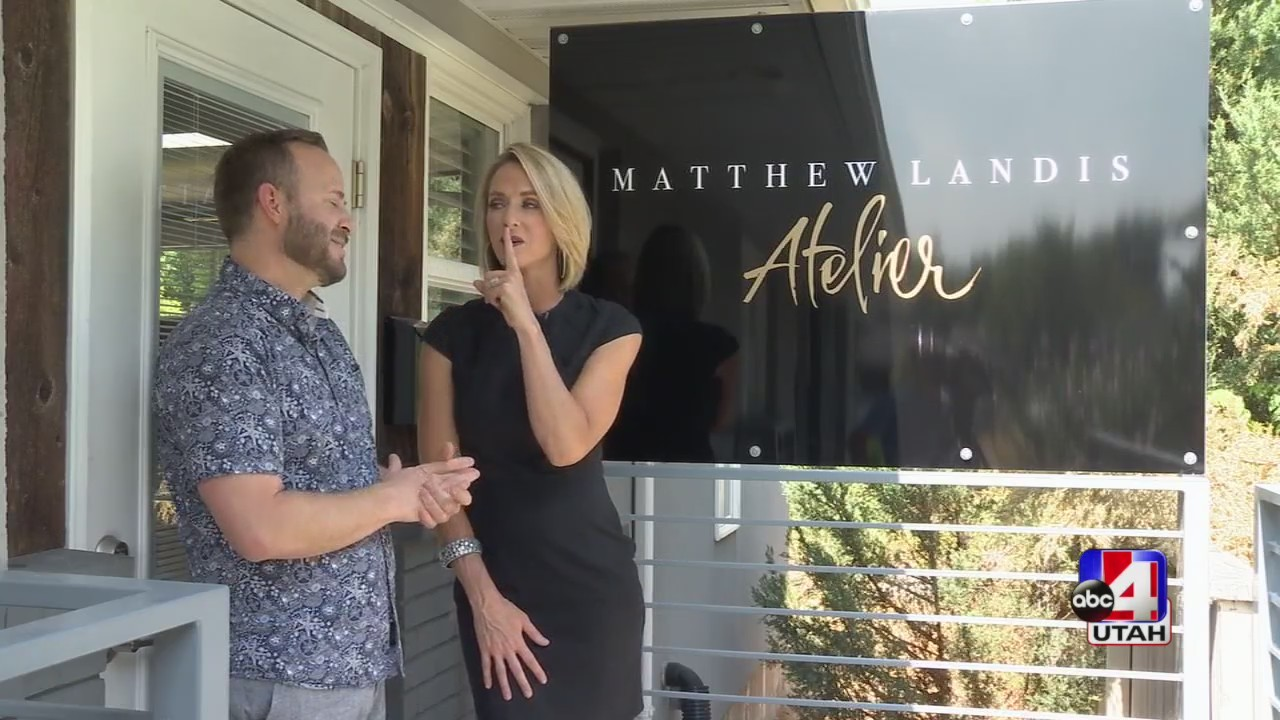 Matthew's New Salon