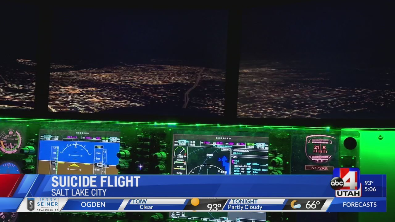 Payson Crash Flight Simulator