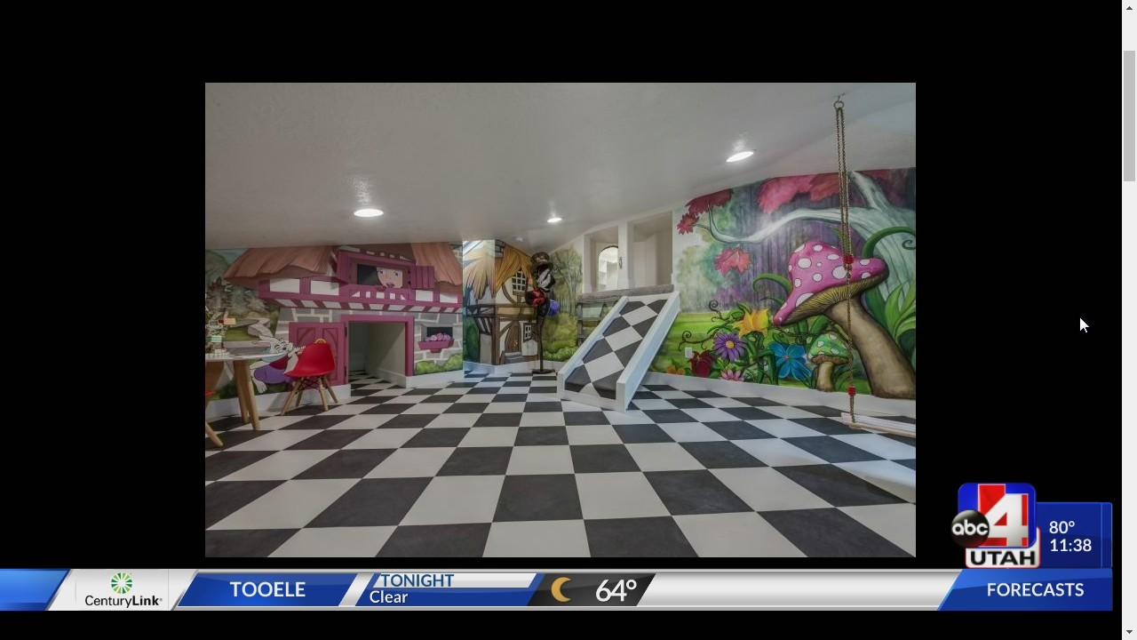 Visit Make-a-Wish rooms at this year's Salt Lake Parade of Homes