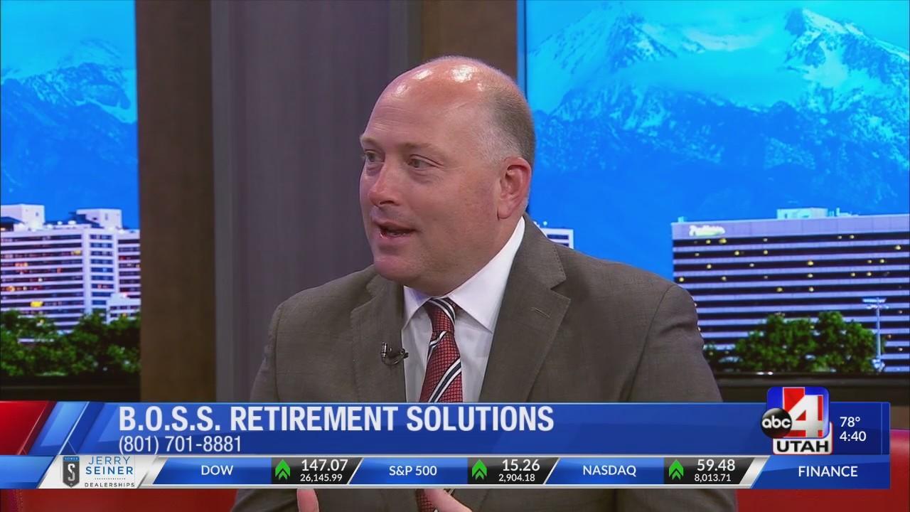 BOSS Retirement Solutions - Retirement Taxes