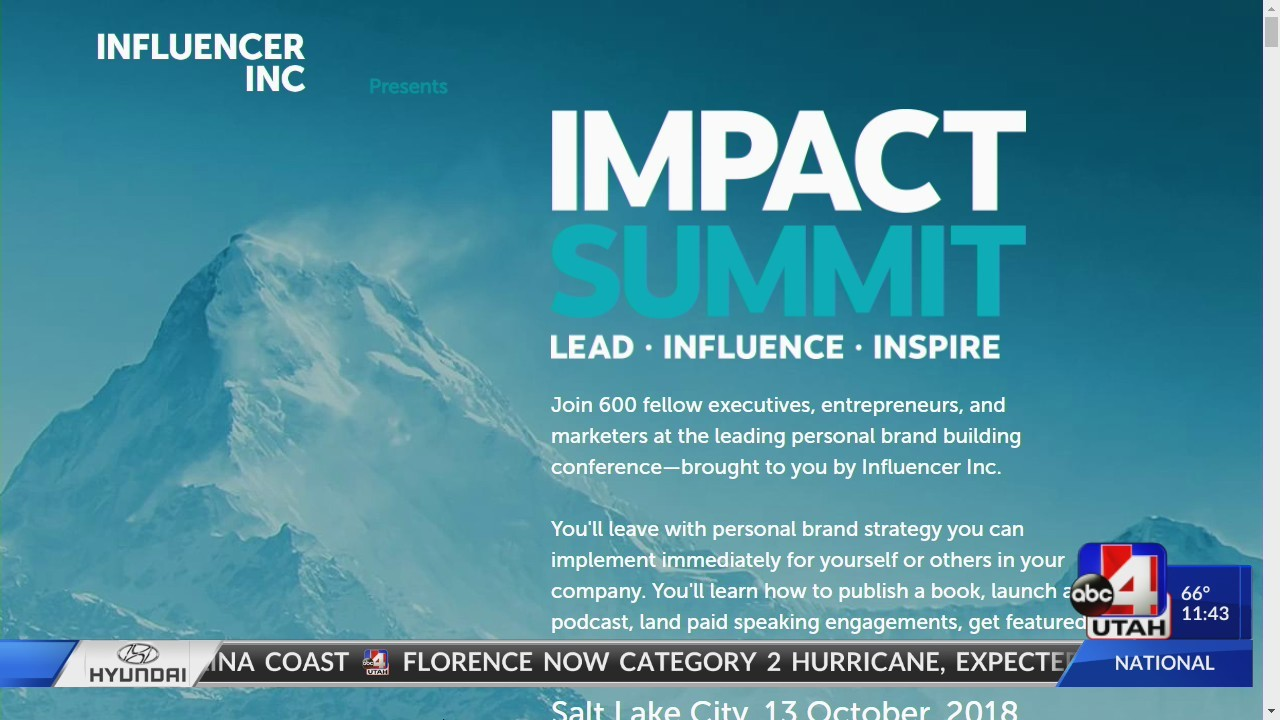 Cotopaxi CEO to present at Impact Summit