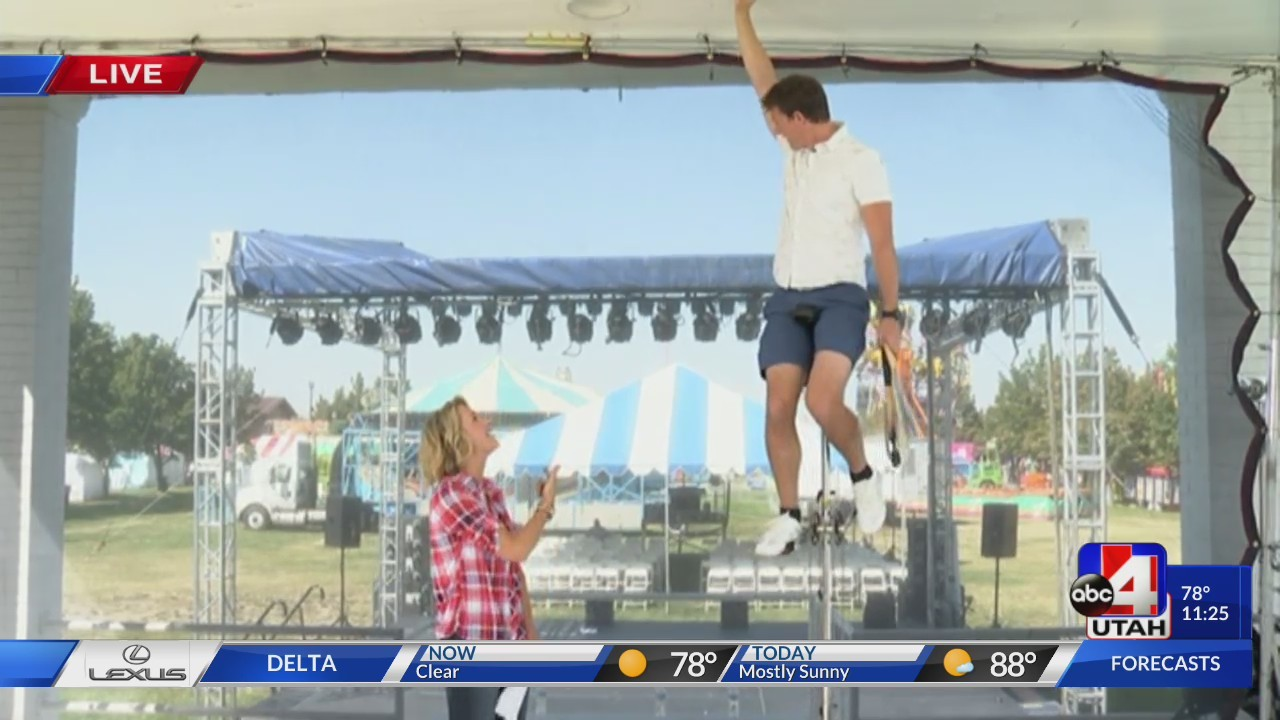 What S New At The Utah State Fair This Year