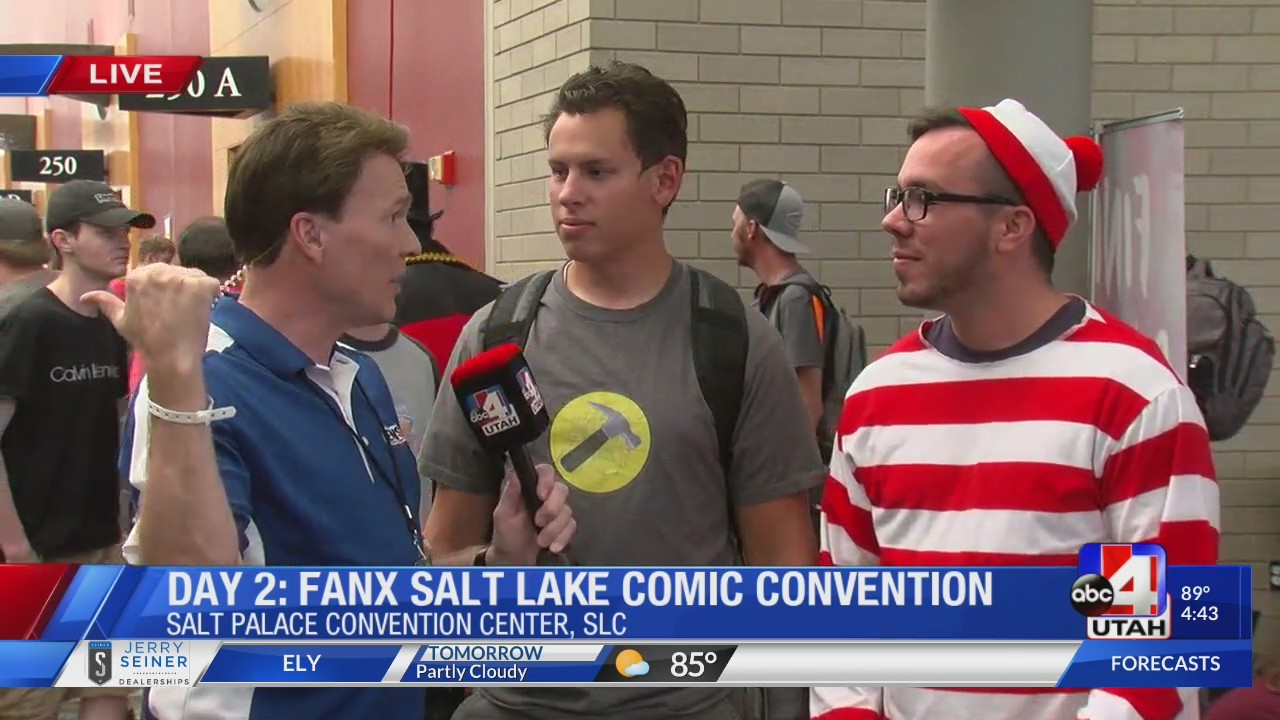 Live at FanX18  #1