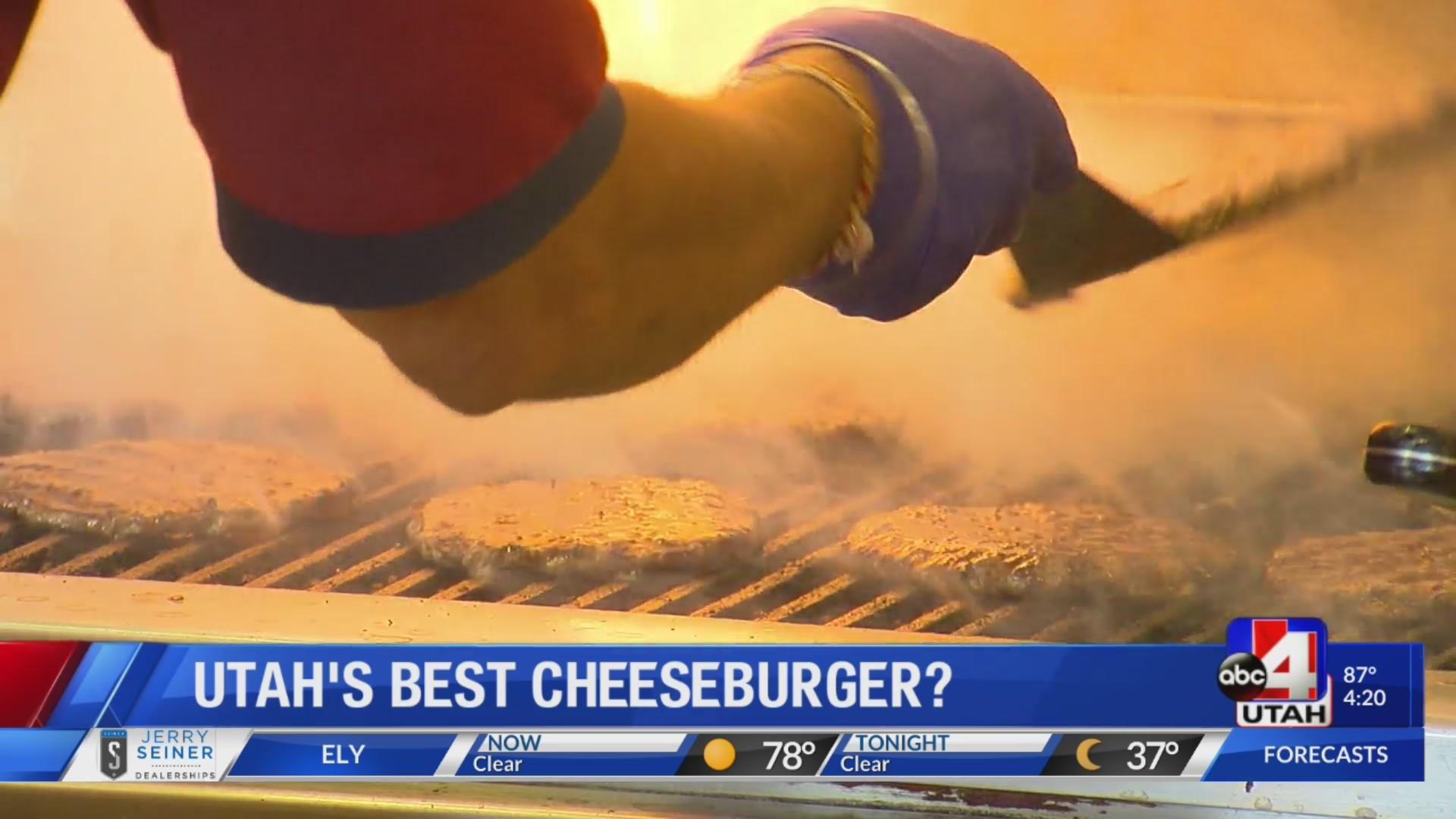 Utah's Best Cheesburger?