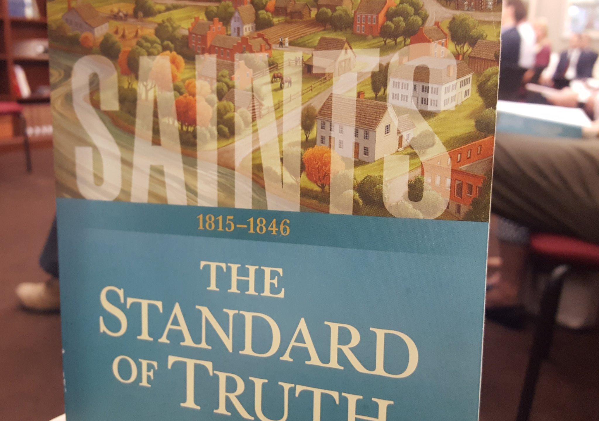 The Church of Jesus Christ of Latter-day Saints releases new