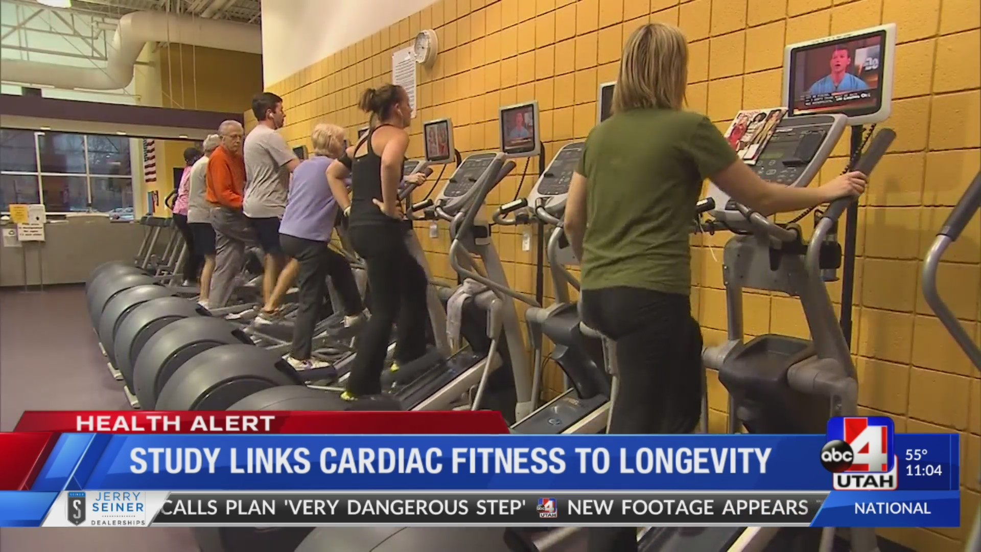Adding cardio into your fitness routine can help you live a longer life