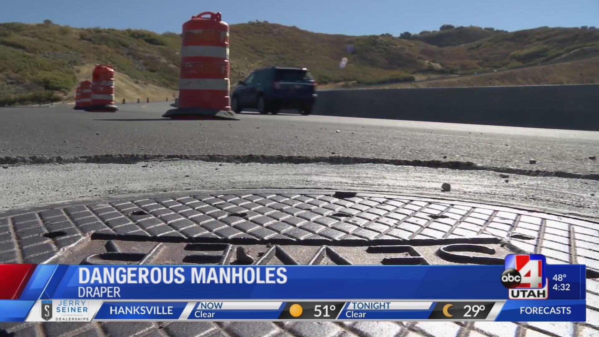 Draper Manholes