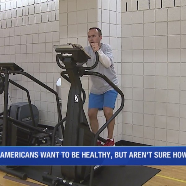 Health expert: You can't exercise your way out of a bad diet