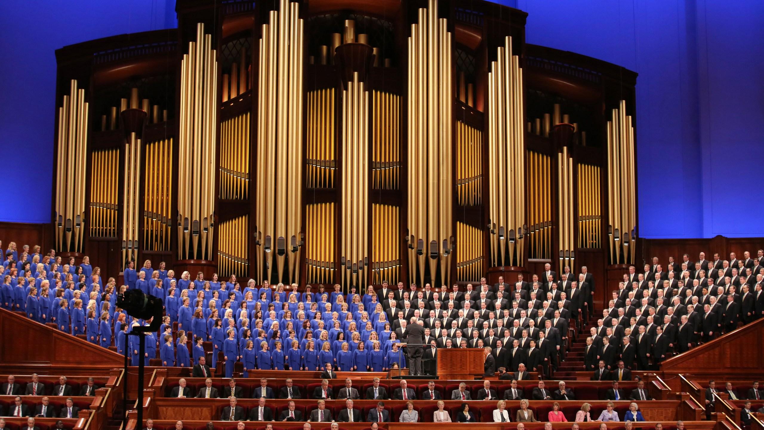 LDS Church announces two-hour church meeting block, new home