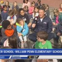 Weather School at William Penn Elementary School