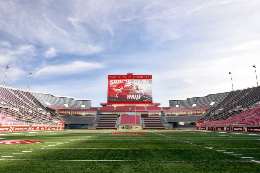 Rice-Eccles Stadium Expansion