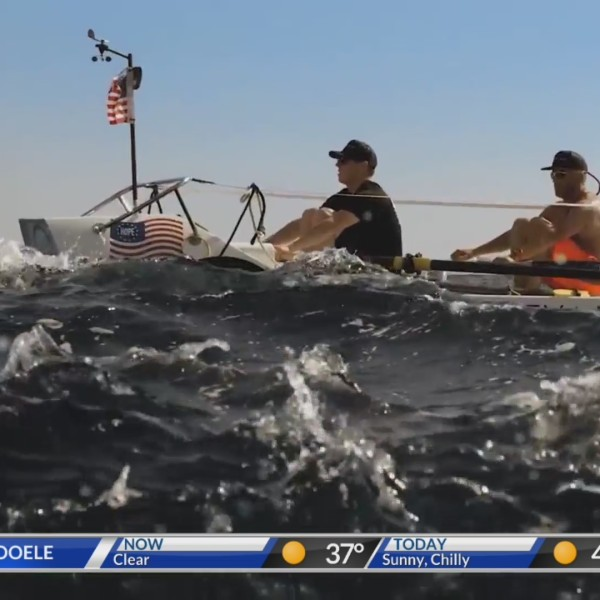 Group of Utahns to row 3,000 miles across the Atlantic Ocean