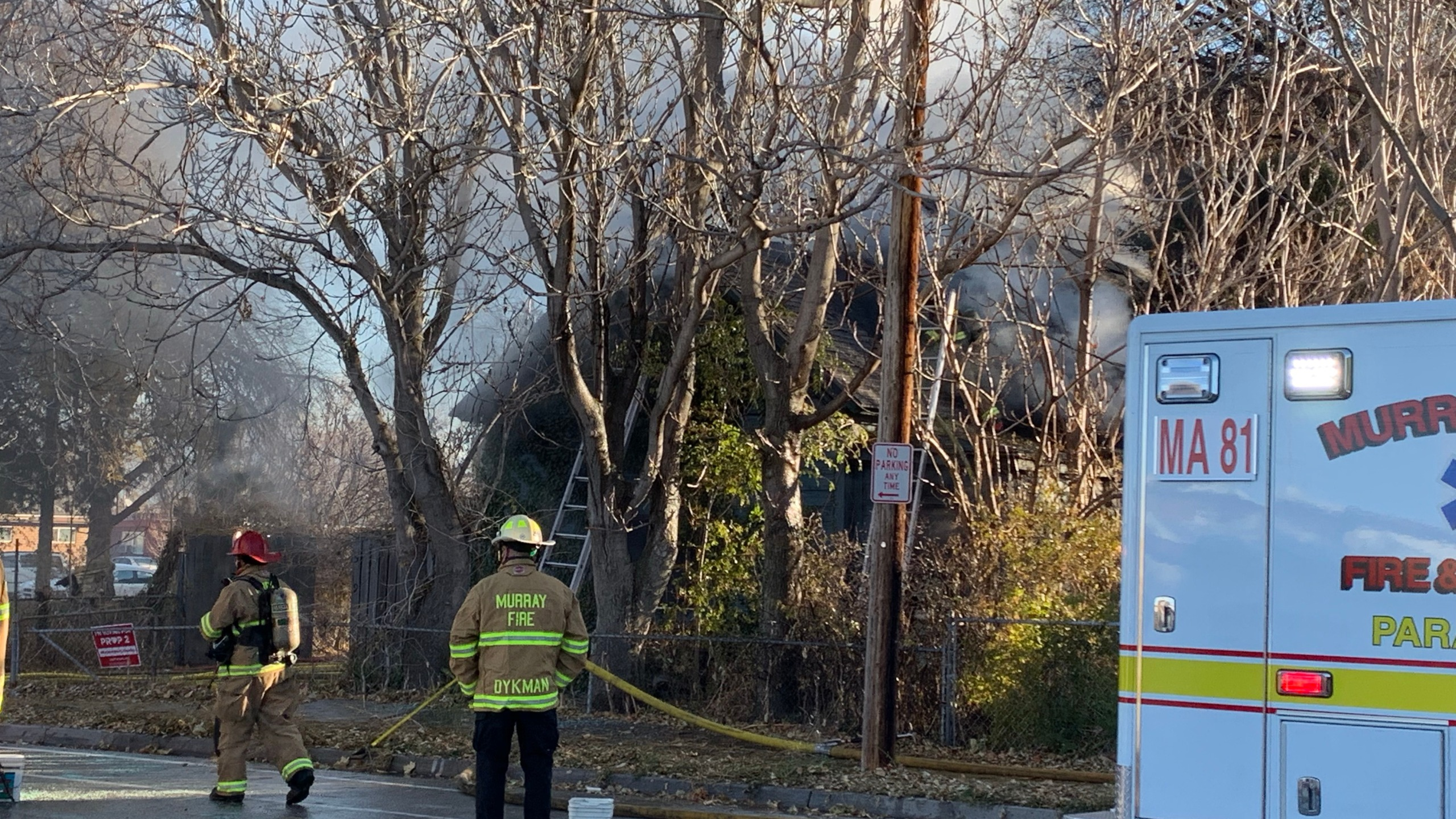 2 killed in murray house fire
