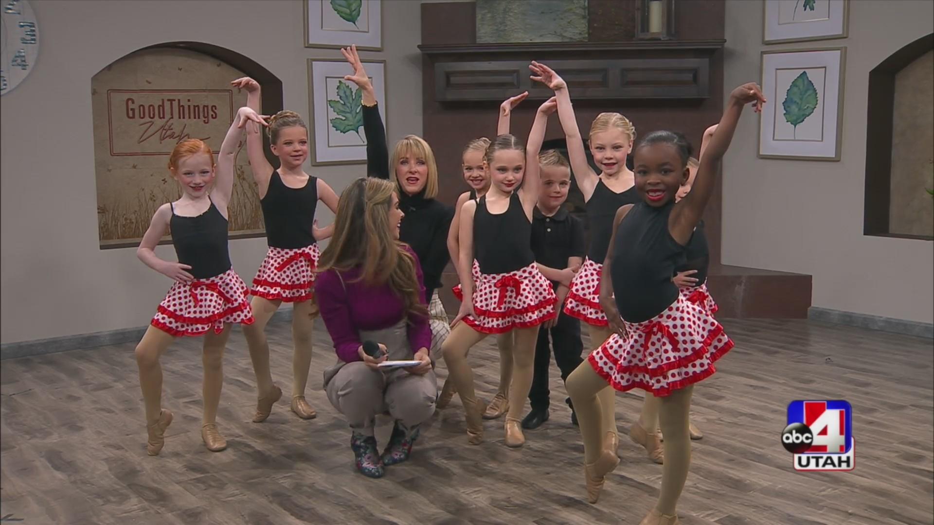PJ dancers