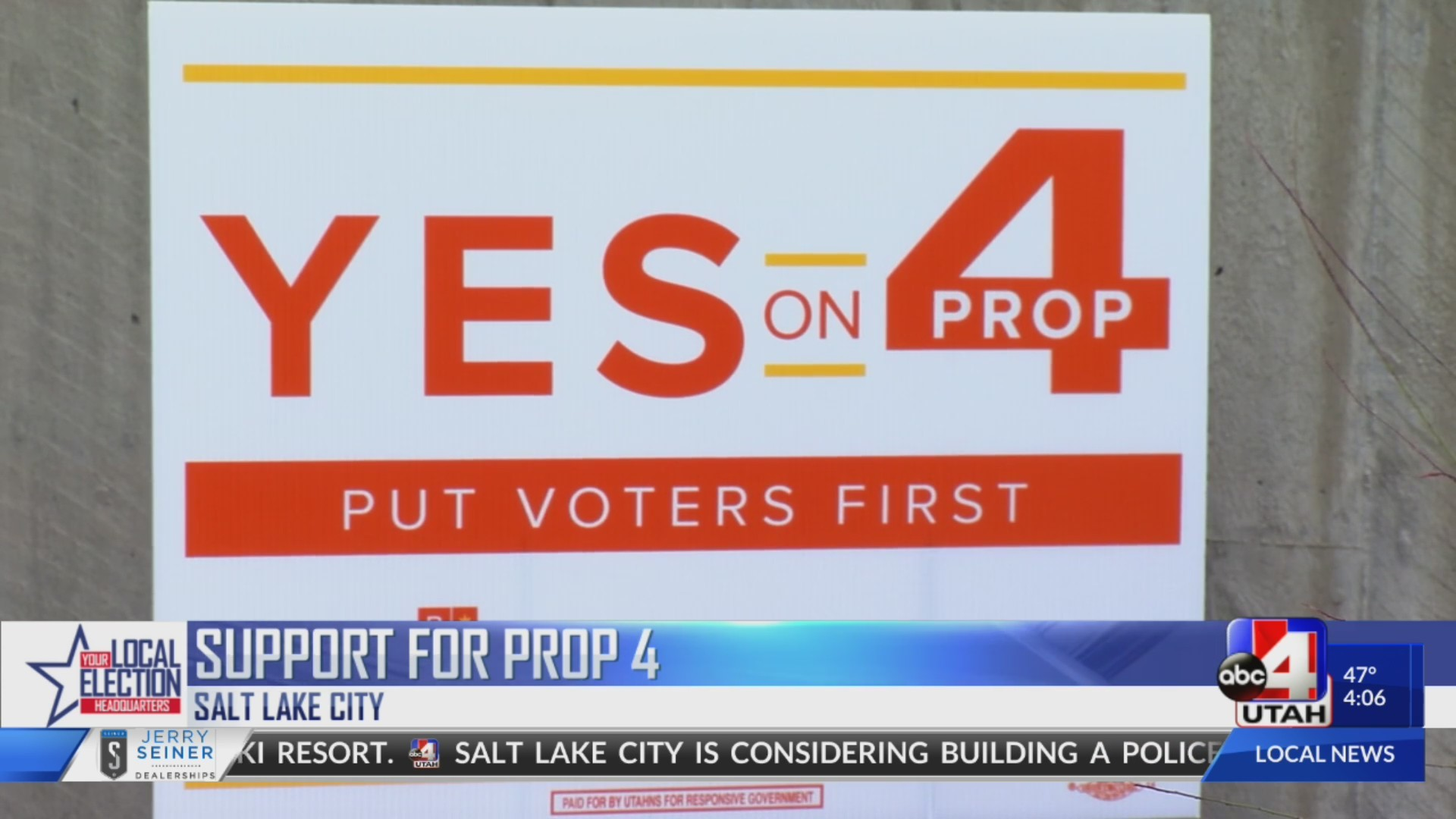 Prop 4 proponents encourage college students to vote