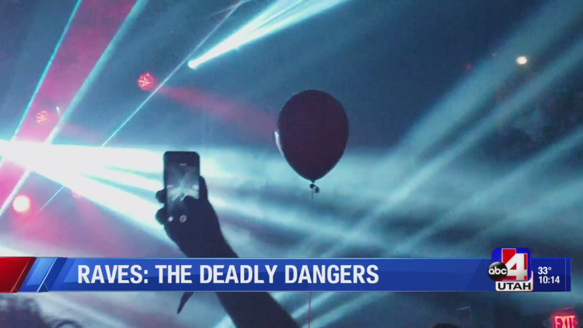 Raves: The Deadly Dangers