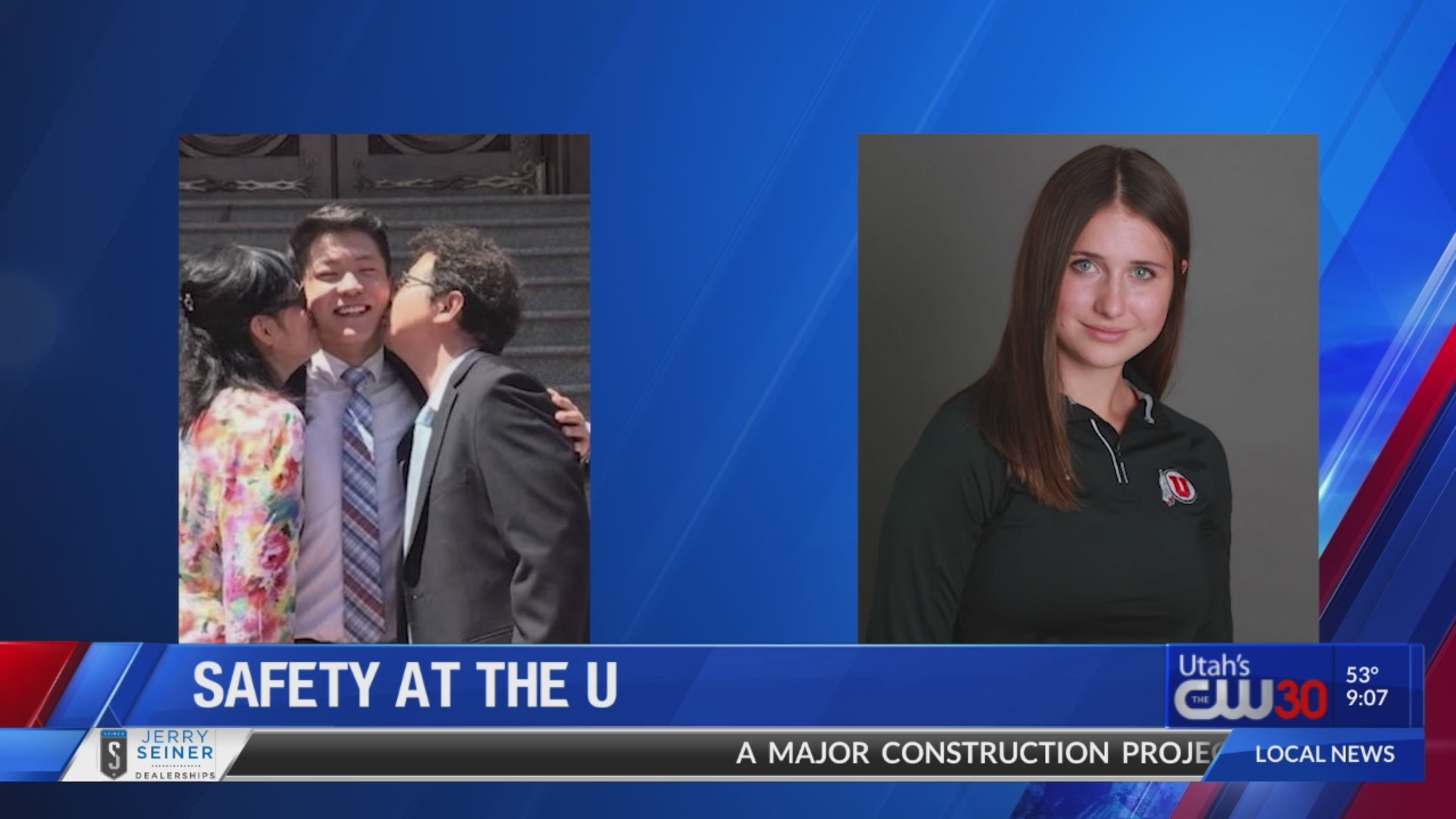 University of Utah campus safety