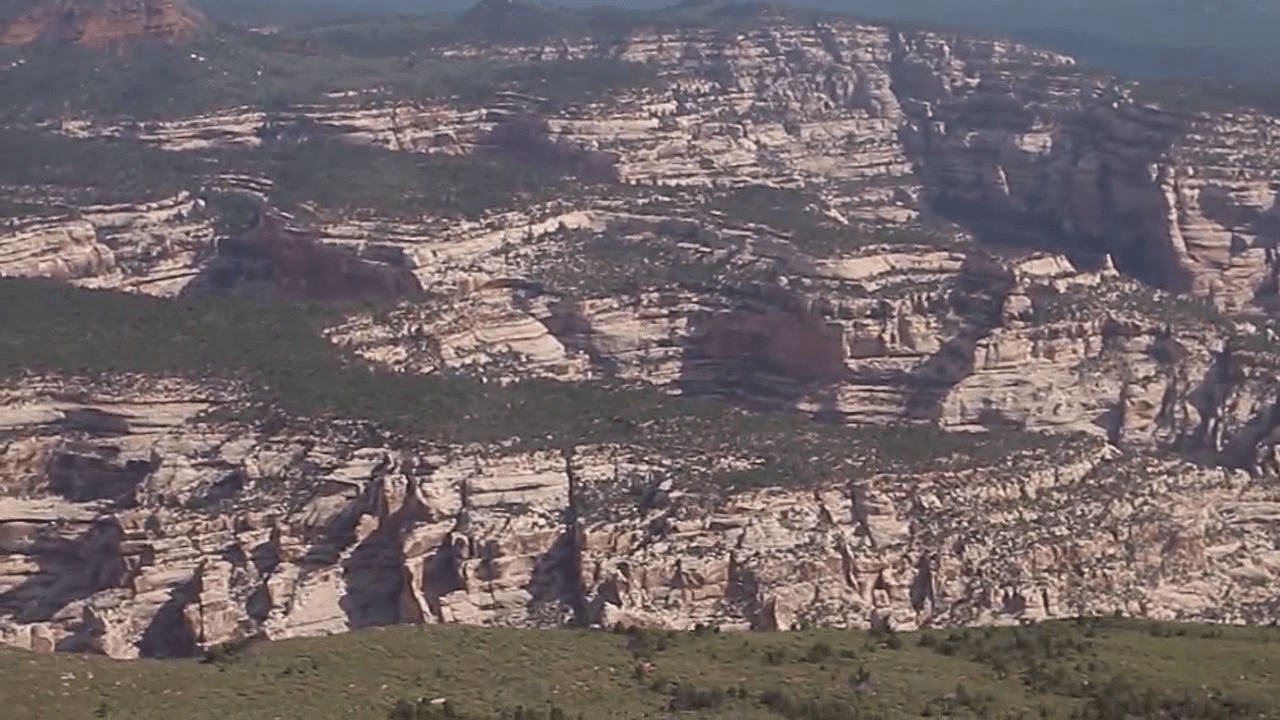 grand staircase bears ears