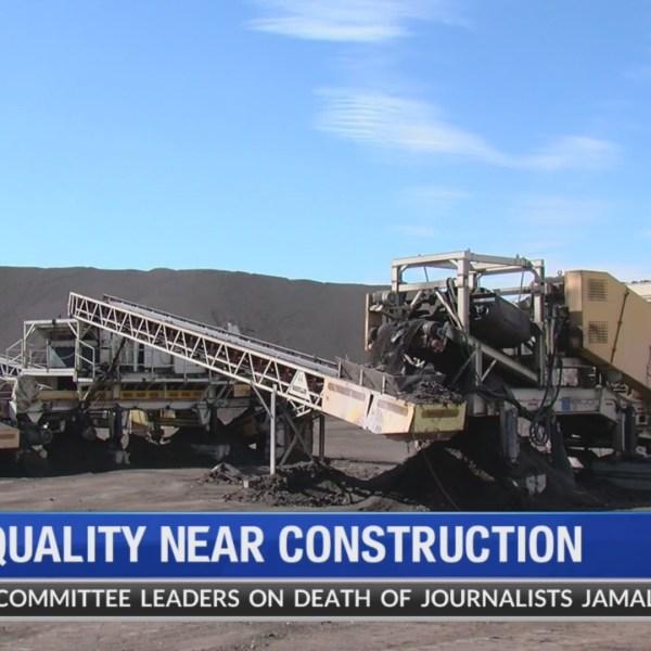 Air Quality Near Construction