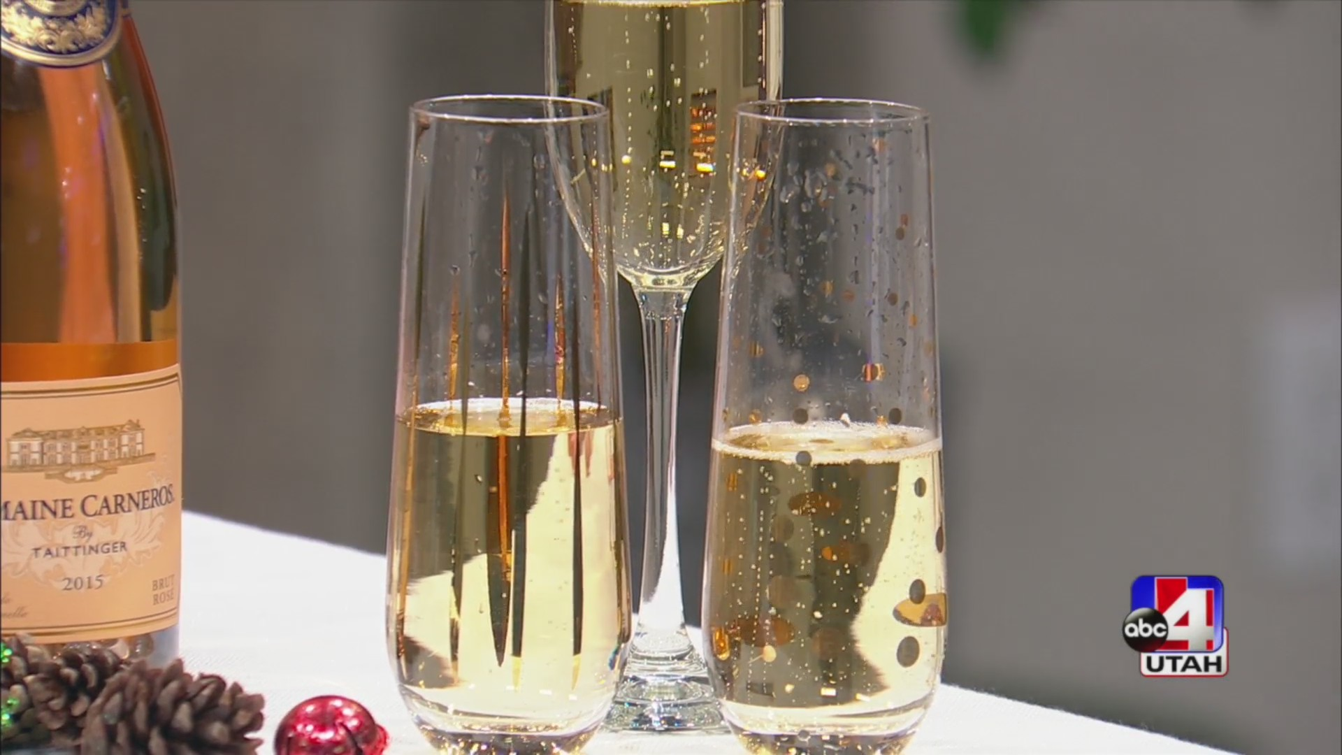 Bubbly For NYE