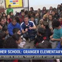 Granger Elementary Weather School