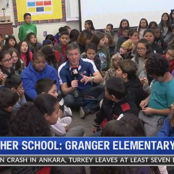 Granger Elementary Weather School