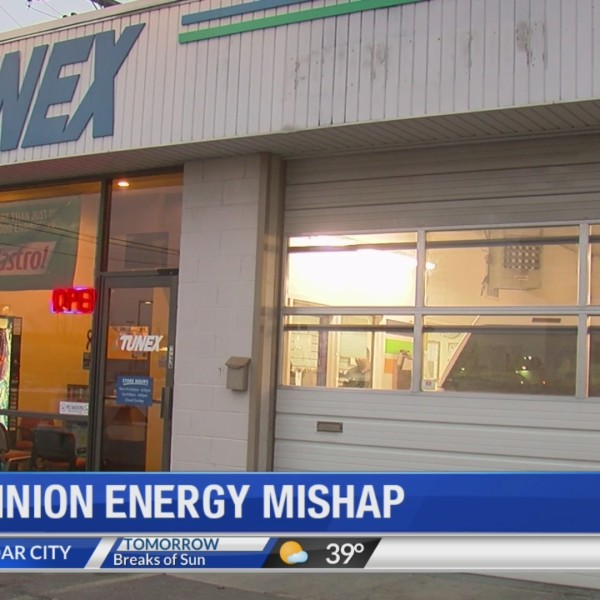 Small business owner's heat up and running after Dominion Energy mishap