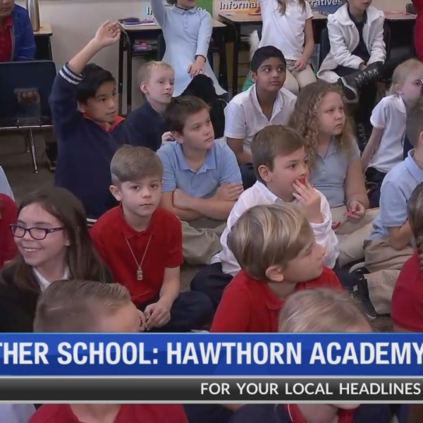 Weather School at Hawthorn Academy