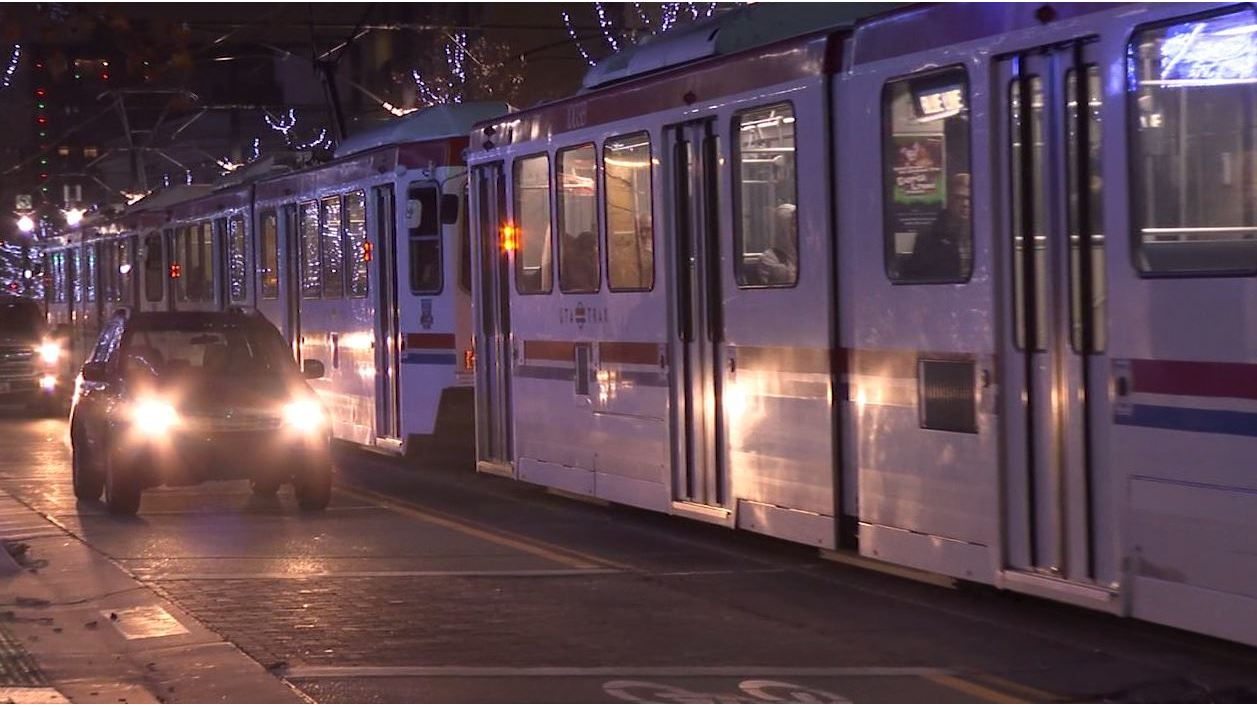 Would you use public transportation on bad air days if it was free?