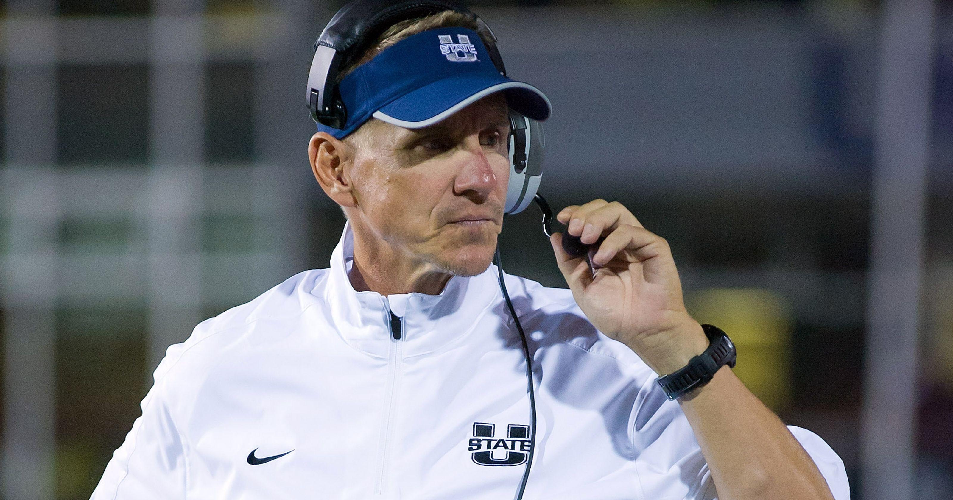 Reports: Gary Andersen headed back to Utah State