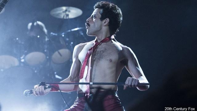 Utah favors 'Bohemian Rhapsody' to win the Oscars