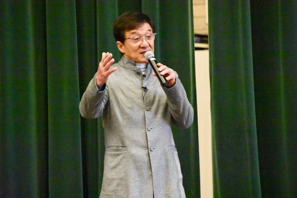 jackie chan at mountain view