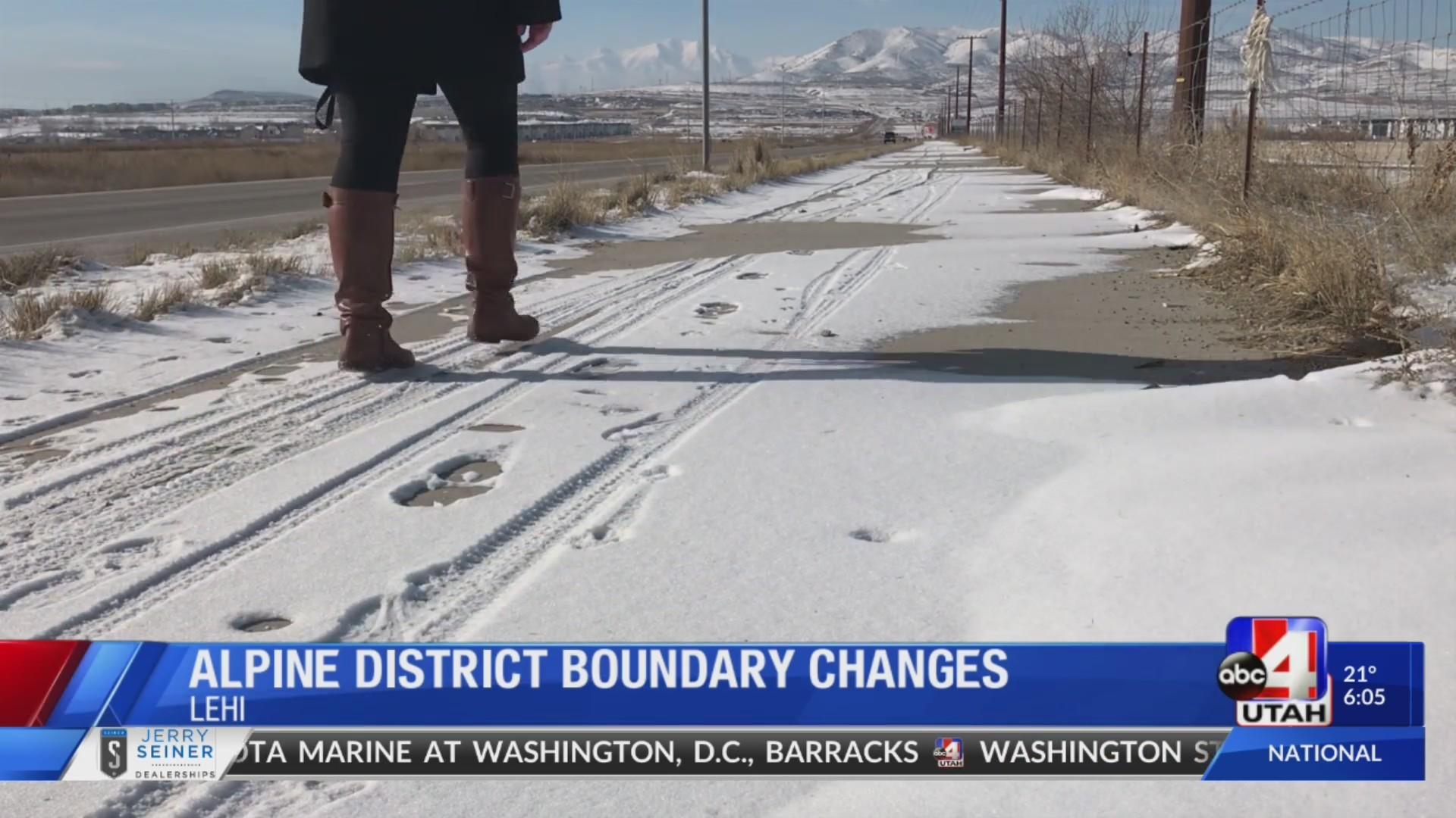 A dangerous walk to school: Lehi boundary changes