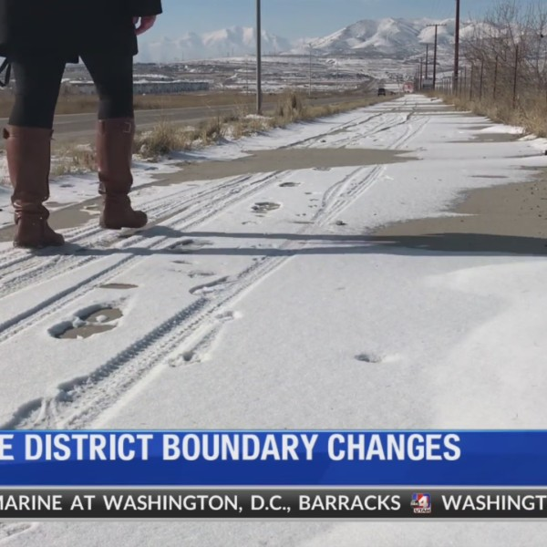 A dangerous walk to school: Lehi boundary changes