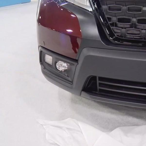 Nicea GTU Auto Expo