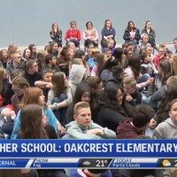 Oakcrest Elementary Weather School