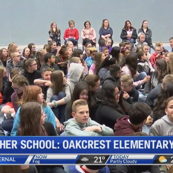 Oakcrest Elementary Weather School