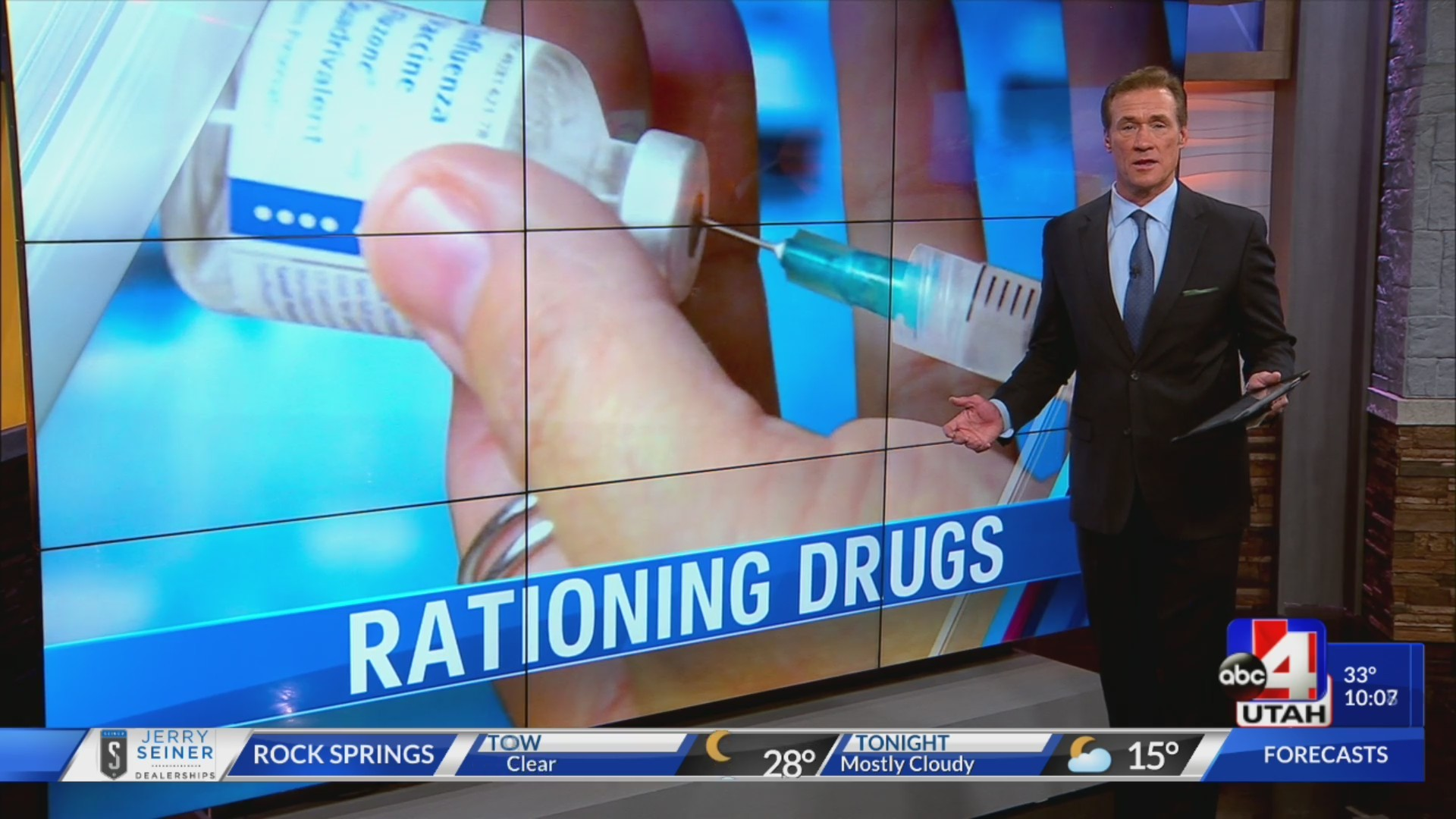 Rationing Drugs