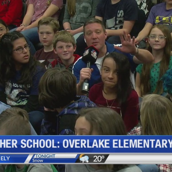 Weather School at Overlake Elementary