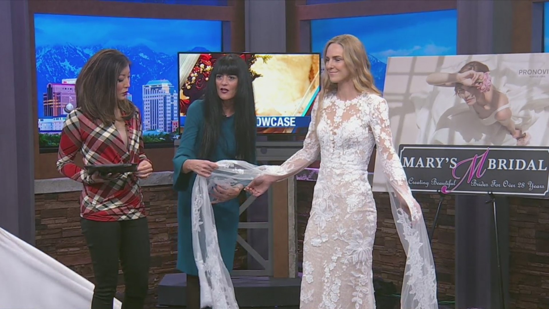 What's new in bridal?