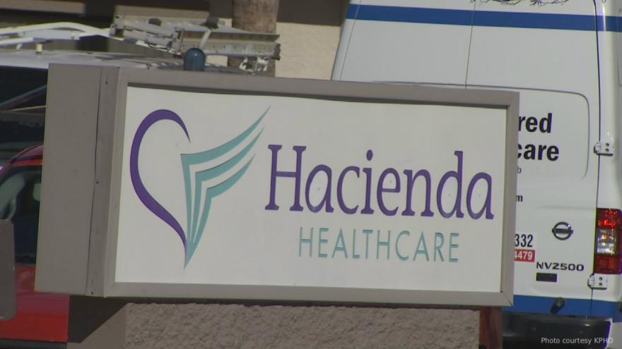 hacienda nursing home