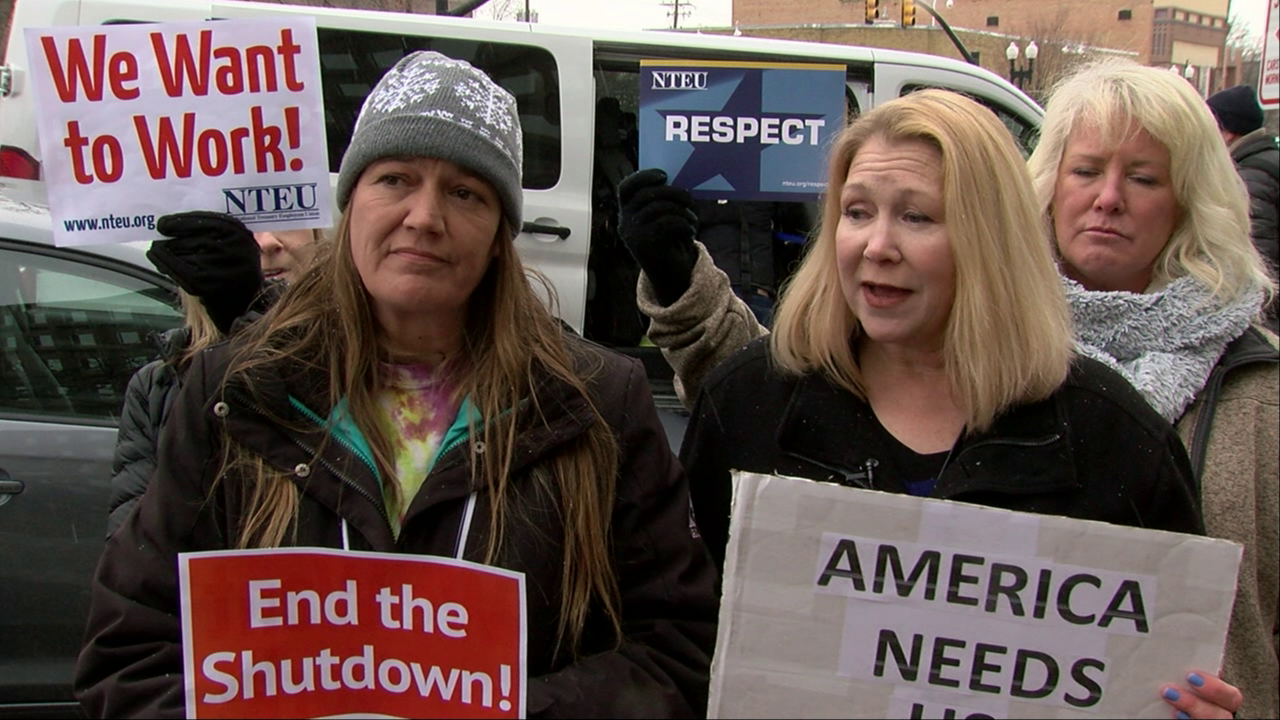 ogden irs workers protest