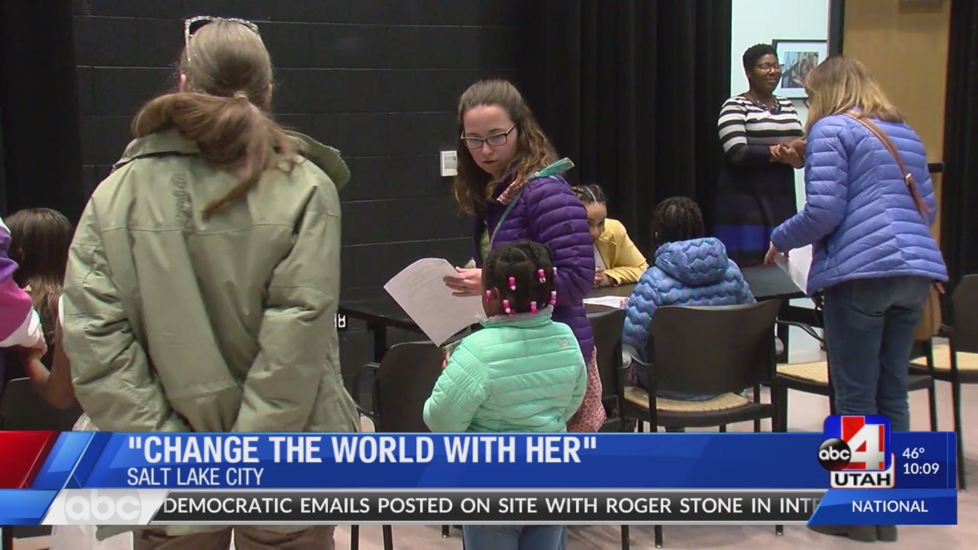 Change the World with Her