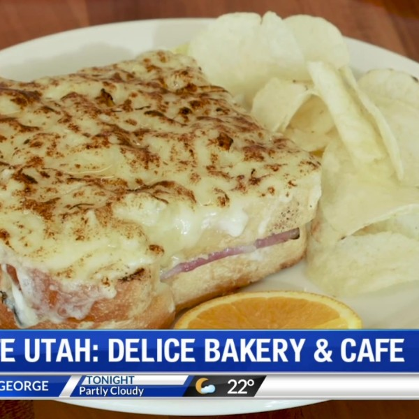 Delice Bakery & Cafe Part 2