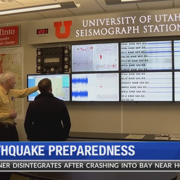 Do our small quakes mean the big one is coming?