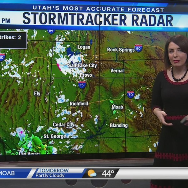 Forecast First with Meteorologist Alana Brophy