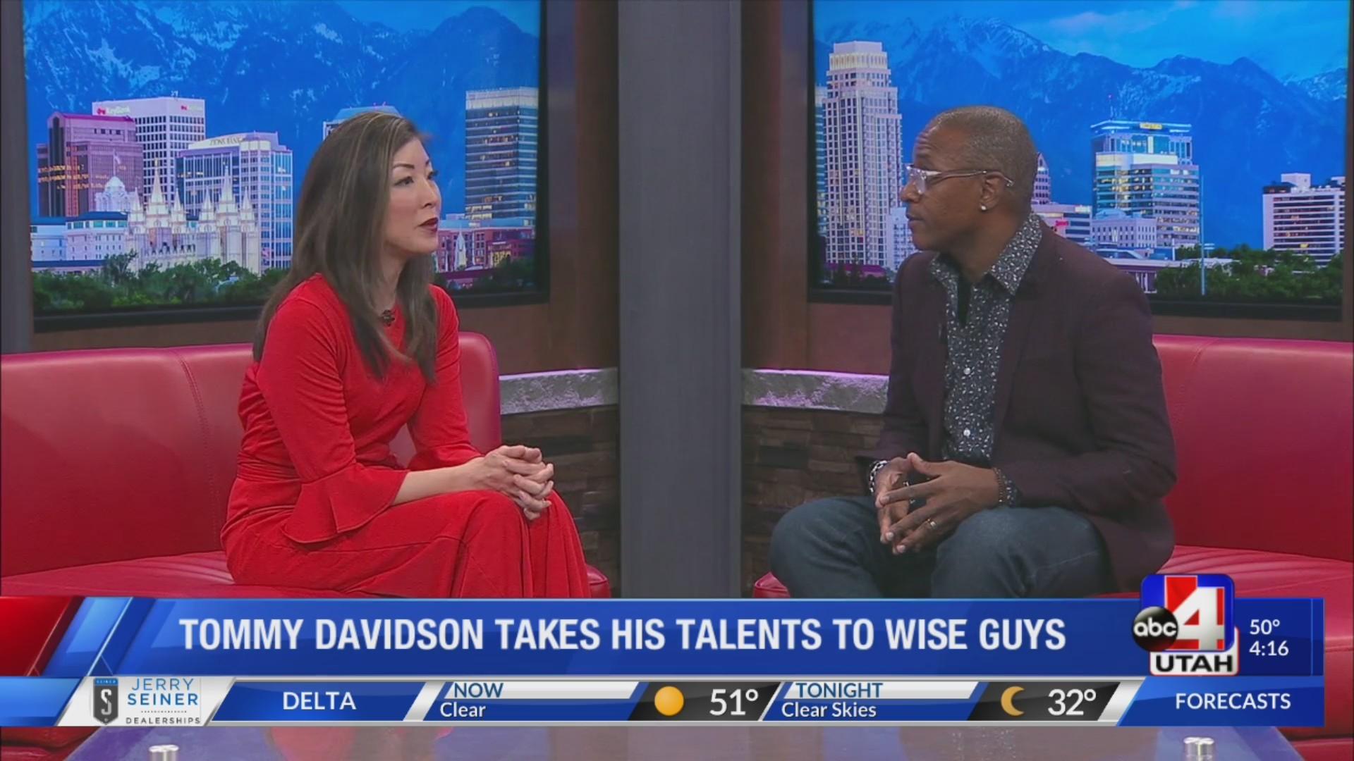 Tommy Davidson headlines Wise Guys