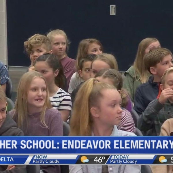 WEATHER SCHOOL : Endeavor Elementary 1